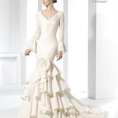 vestido-novia-amanecer-crep-volantes