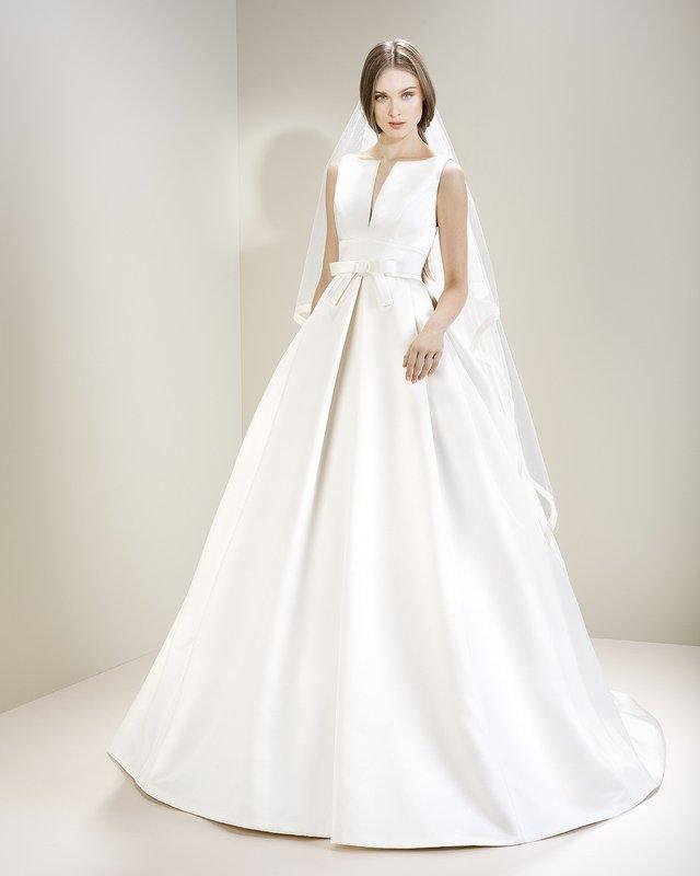 vestido de novia de jesús peiró, colección mirtilli, 7014 - modena