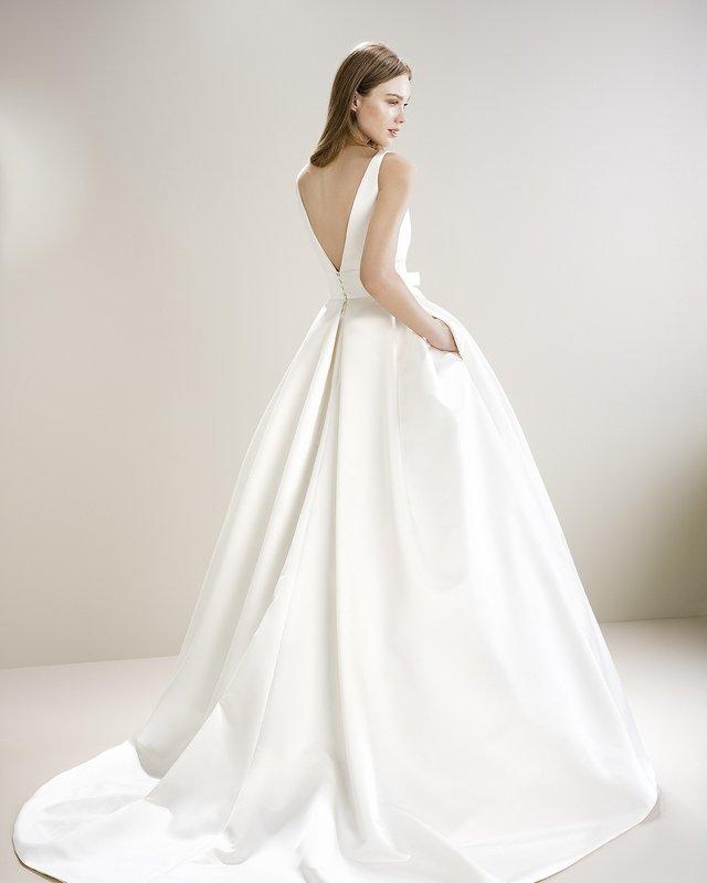 Vestidos de novia de jesus peiro