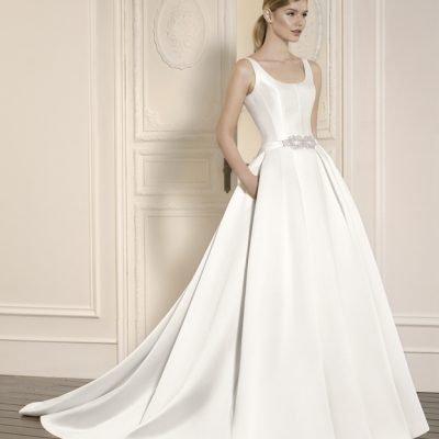 vestidos de novia en palencia, módena nueva colección