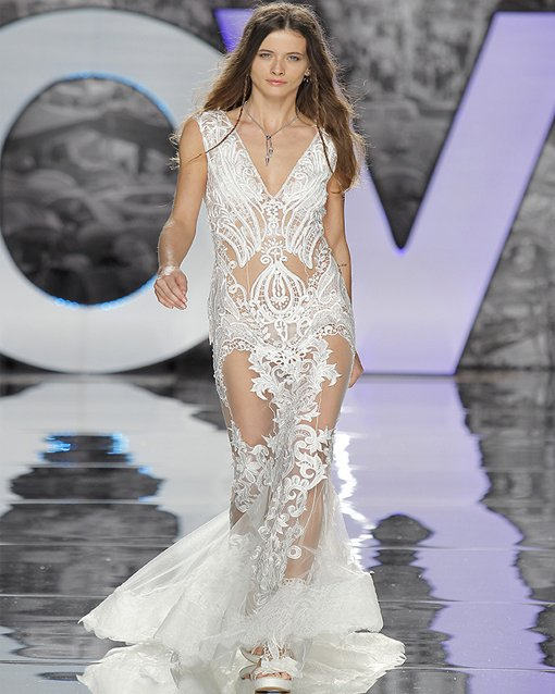 agudes de yolancris un vestido de alta costura para una novia
