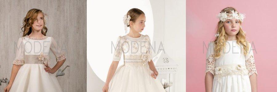 Vestidos de comunion para niñas en Palencia