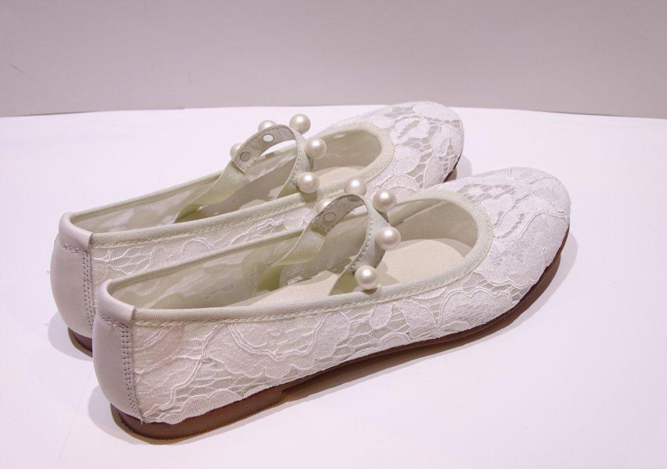 Zapatos Muy Novias De Para Encaje Niña Modena Comunión Cómodos YgyvIb7f6